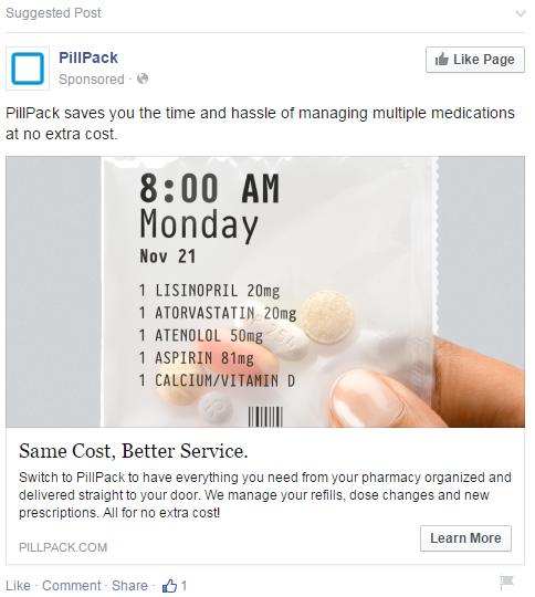 Good - PillPack