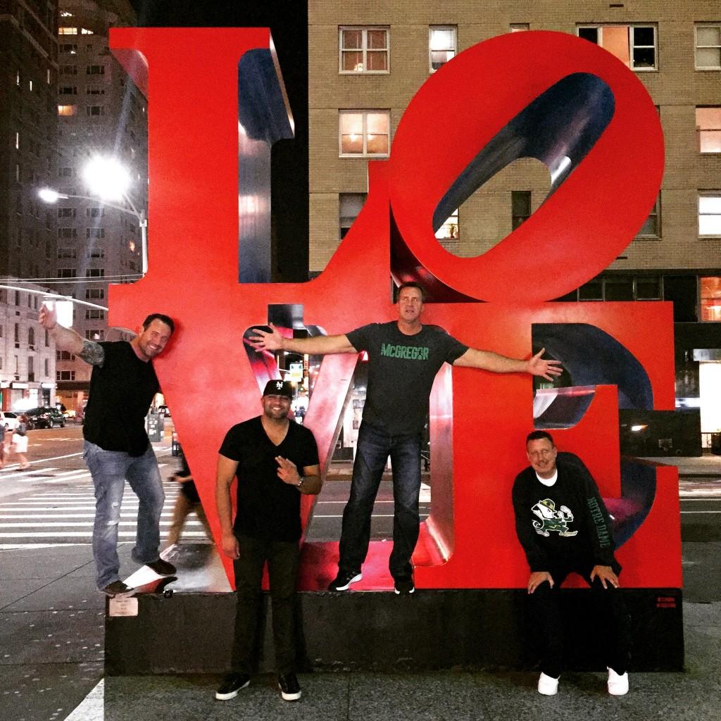adQuadrant Boys in NYC