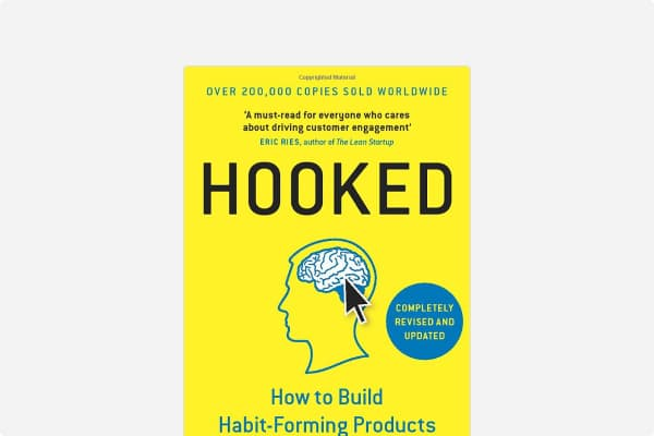 Cover of Hooked: How to Build Habit-Forming Products