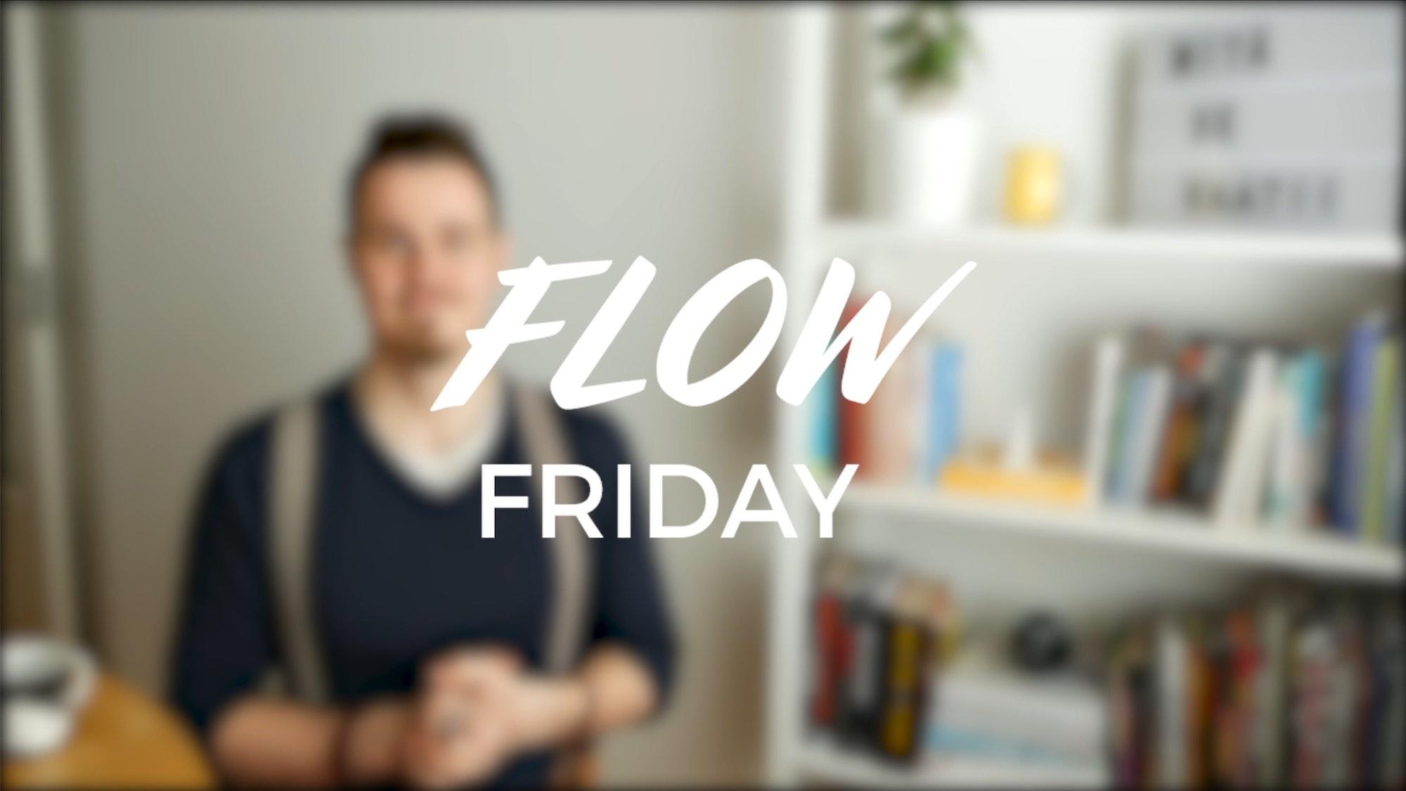 #2 - Mitä flow-tilaan pääsy vaatii?