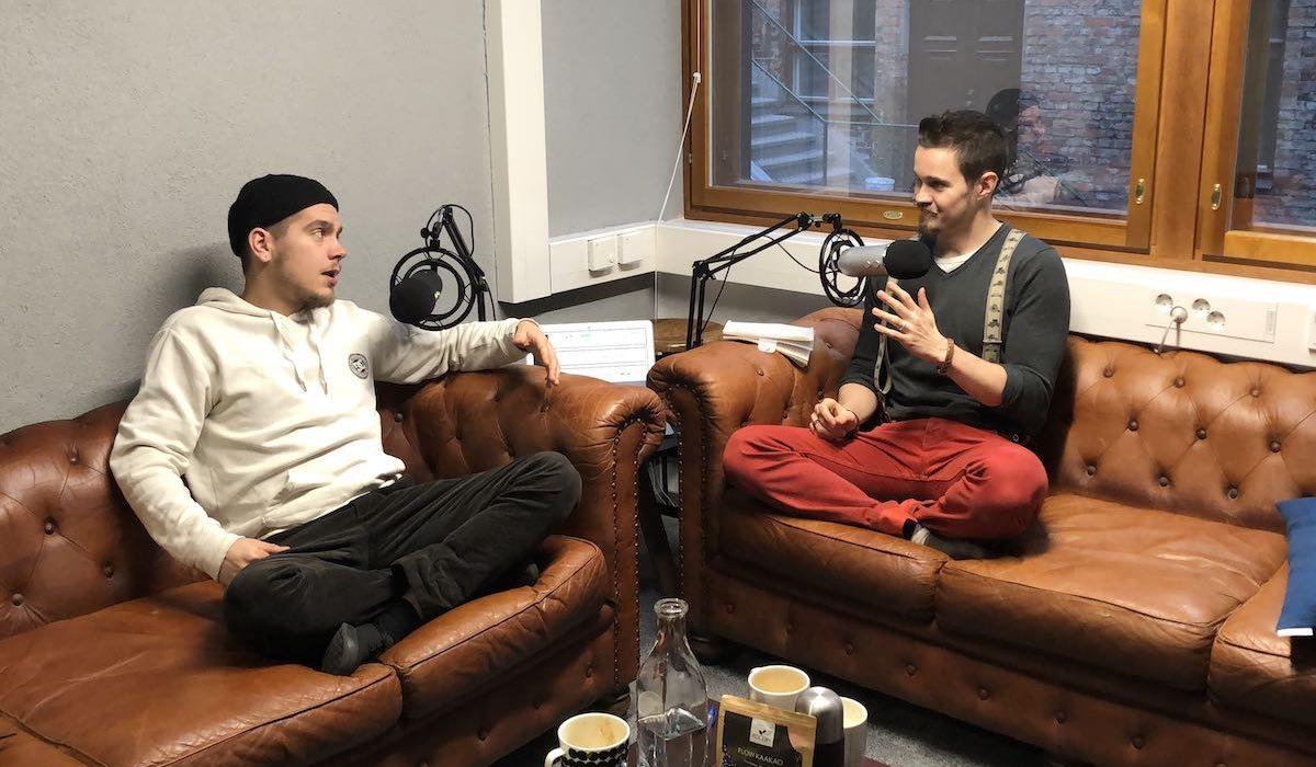 Podcastin ja Flow Akatemian esittelyjakso