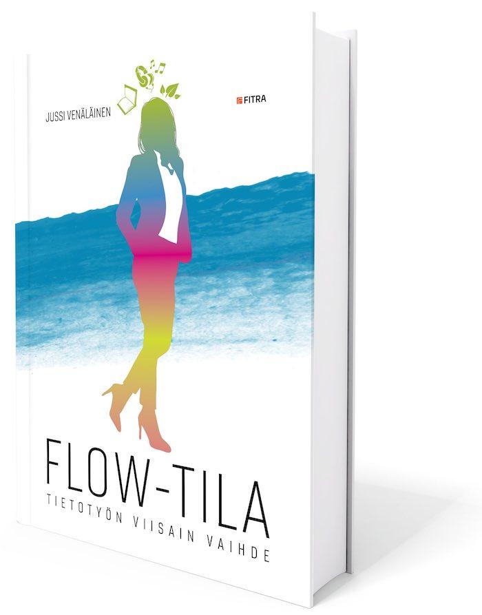 Flow-kirja - tietotyön viisain vaihde
