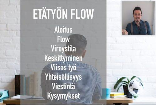 jussi venäläinen - koulutukset