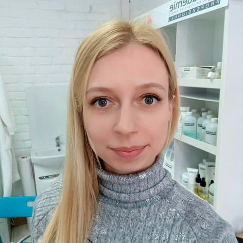Кристина Тихомирова косметолог в GENETIX