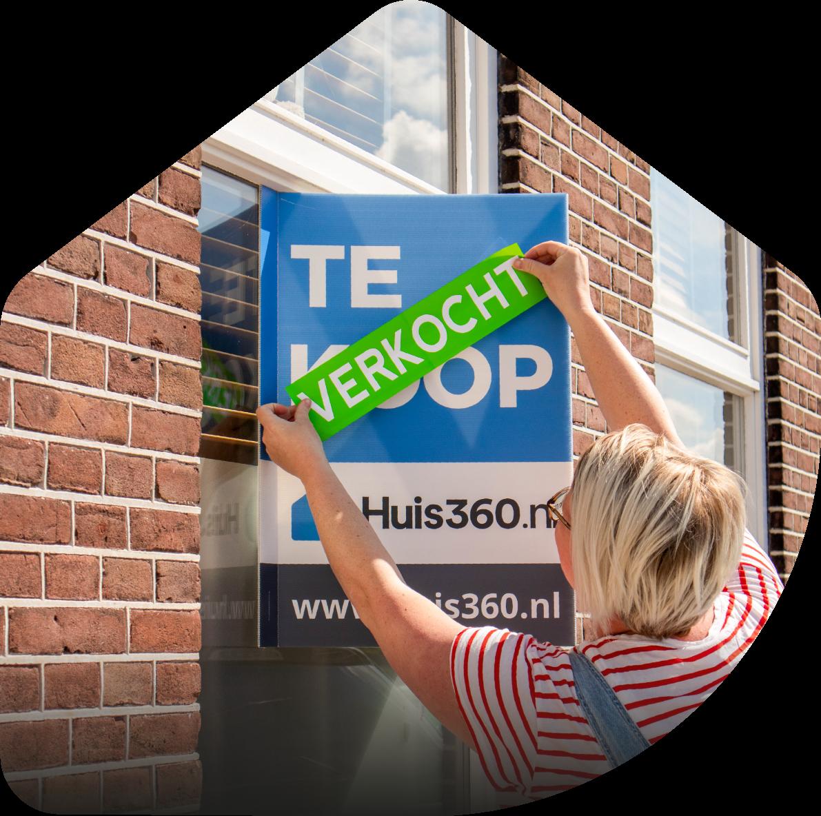 Zelf je huis verkopen-Huis360