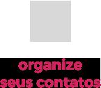 Organize contatos