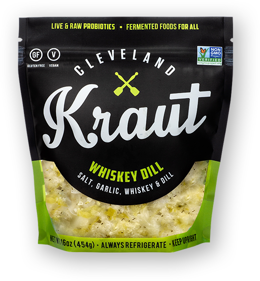 Whiskey Dill Kraut