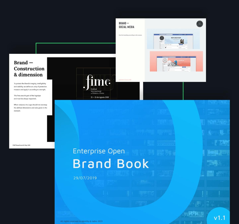 Brandbook example