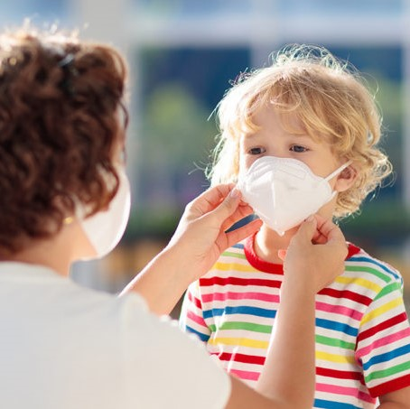 Should Kids Wear Face Masks? Suggestions from a Physician Dad