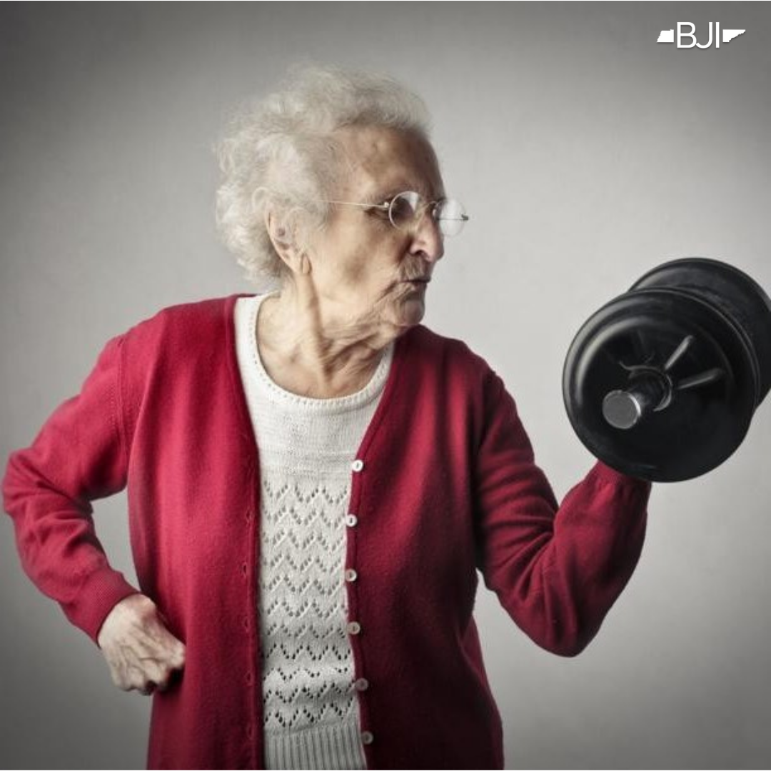 Weightlifting Benefits for Seniors