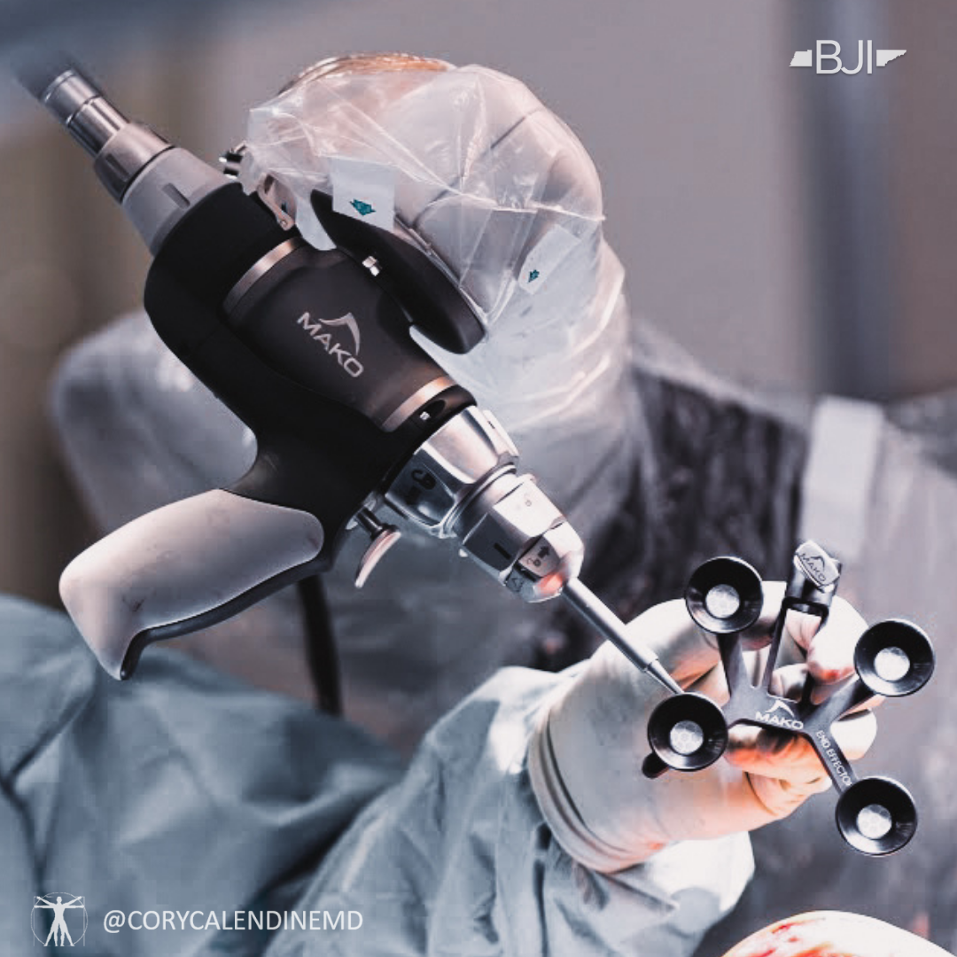 Introduction to Robotic Joint Replacement