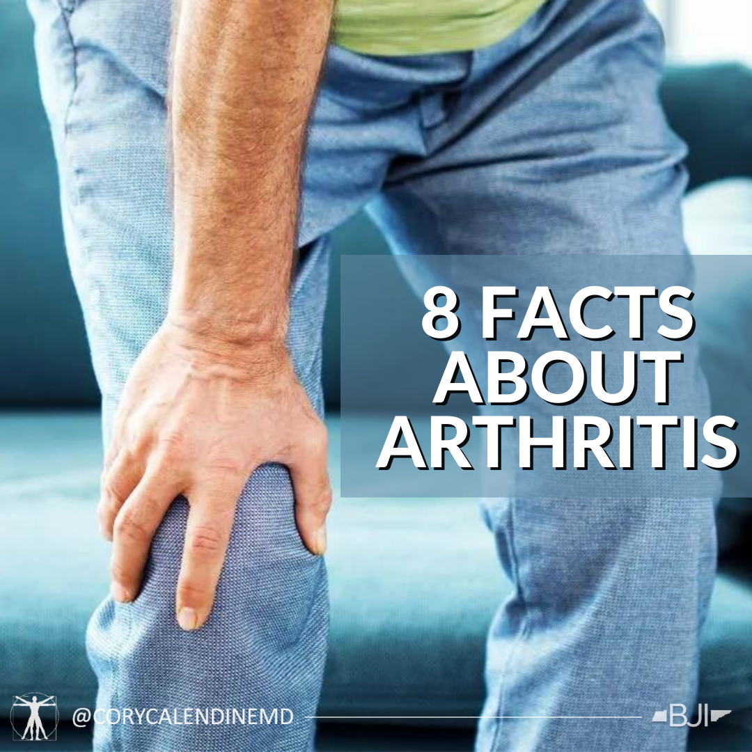 8 Facts About Arthritis