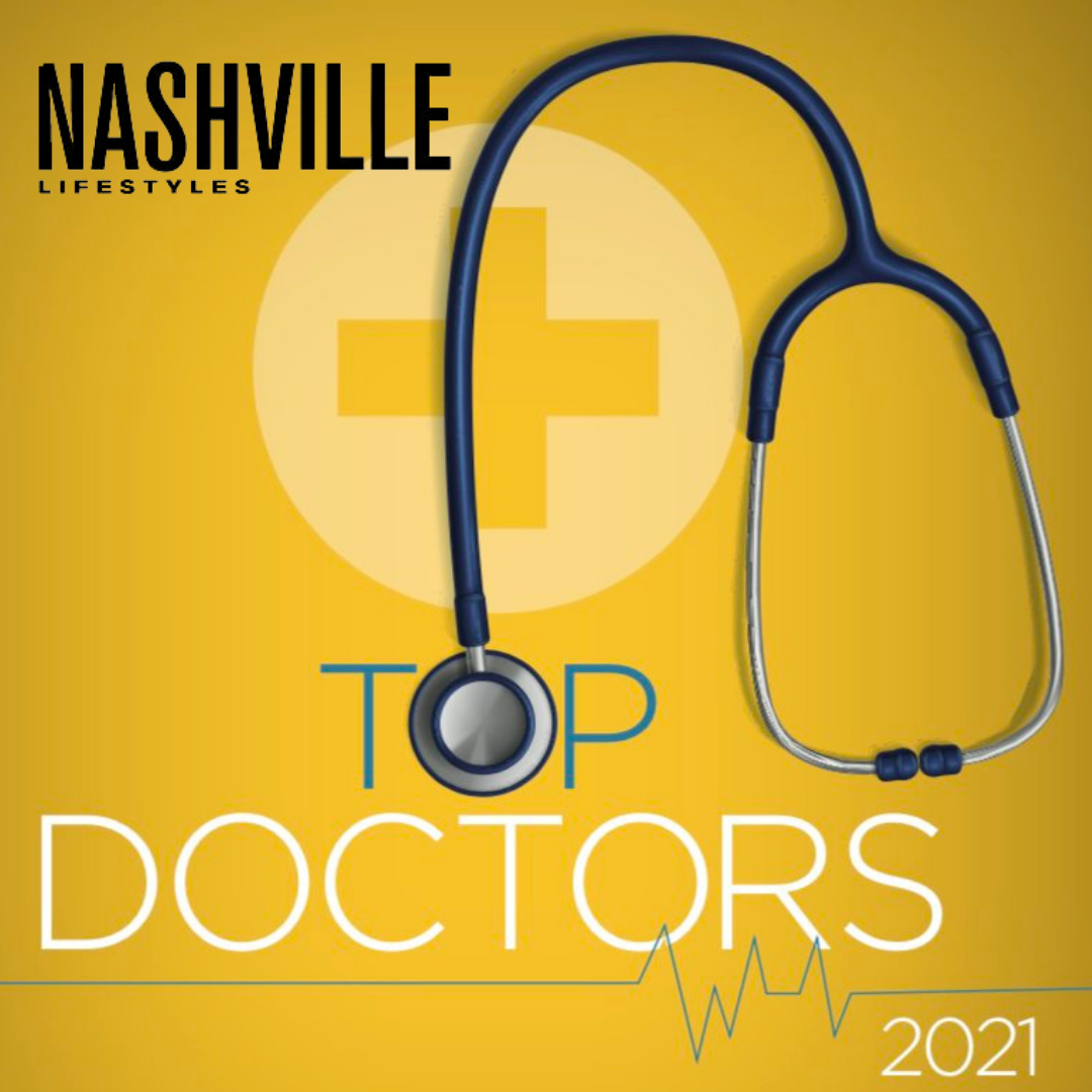 Cory Calendine, MD Receives Top Doctor Award
