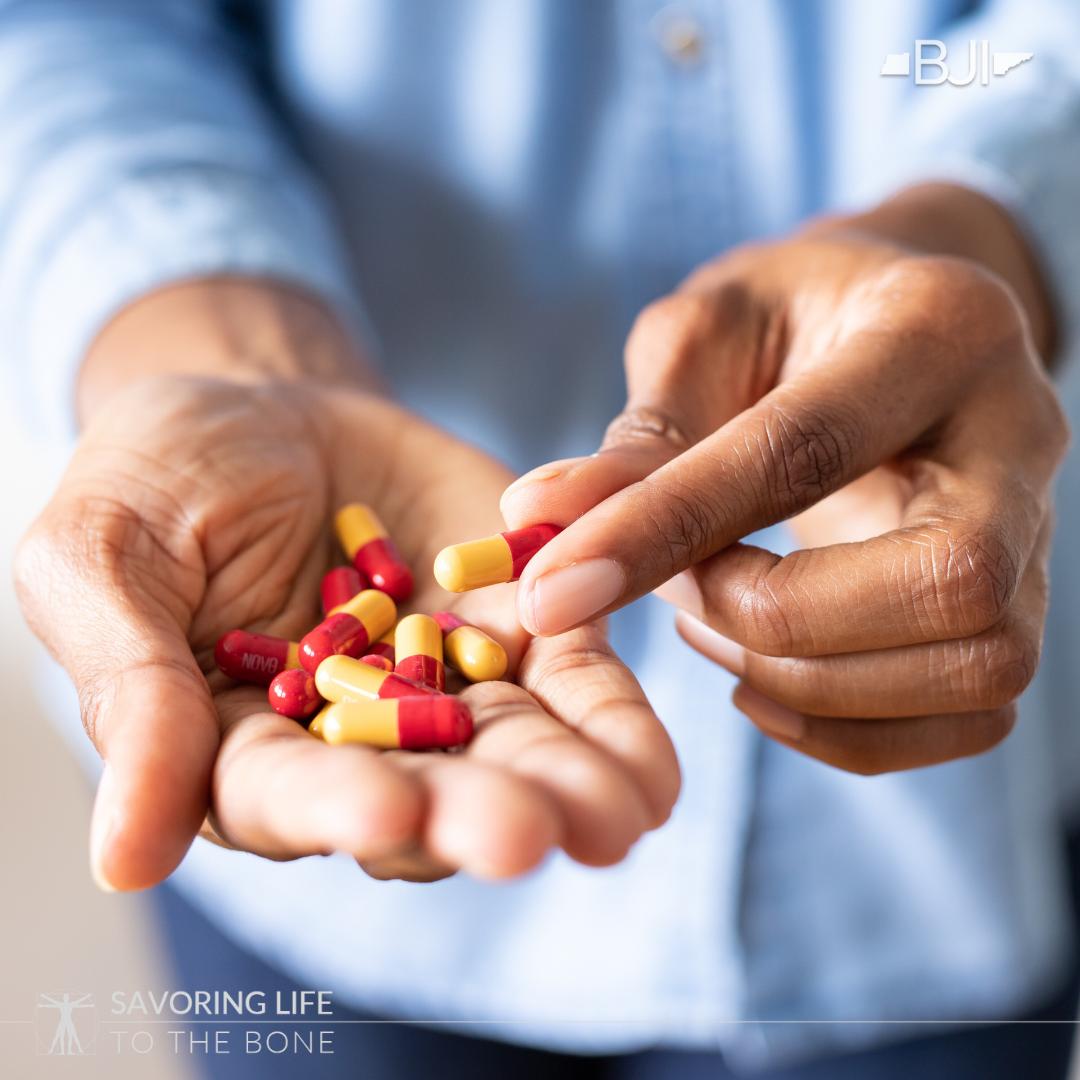 Tylenol and Ibuprofen for Arthritis Pain