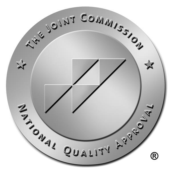 Joint hospital commission award logo