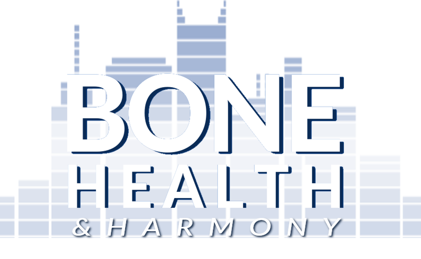 Bone Health and Harmony Joint Replacement Blog logo