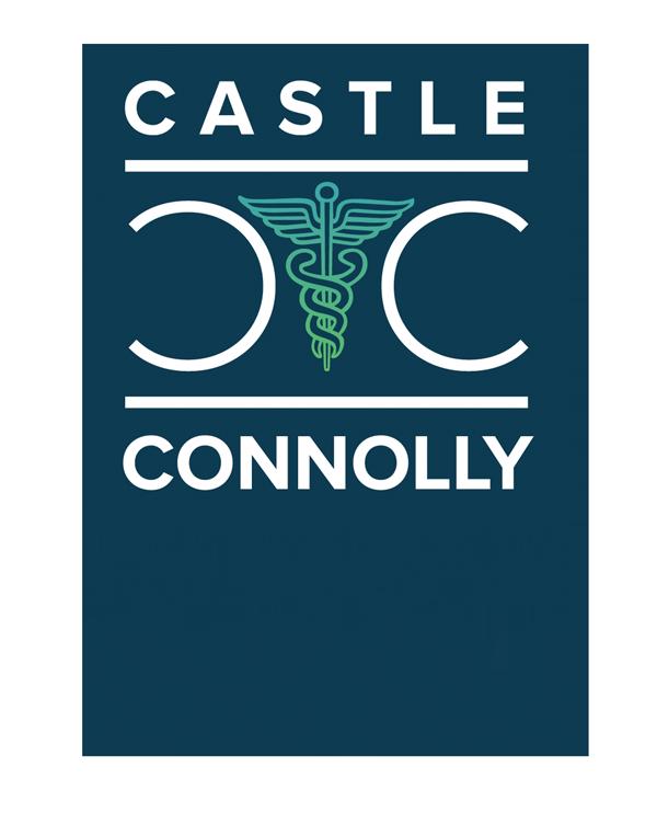 2021 Castle Connolly Top Doctor Award Logo