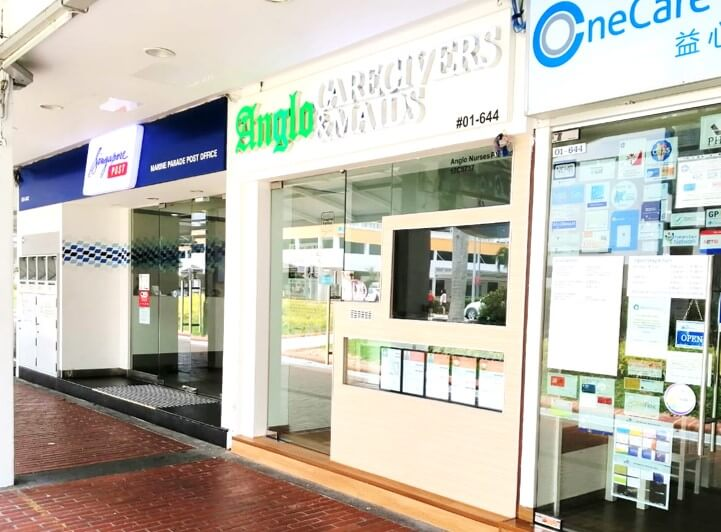 Anglo Caregivers-Office in Marine Parade Central