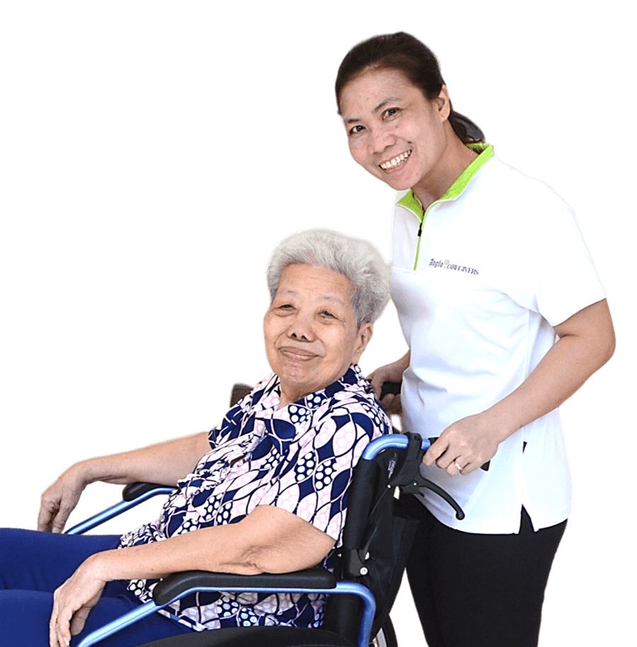 Anglo Caregivers-Find Experienced Live-in Caregiver for Elderly