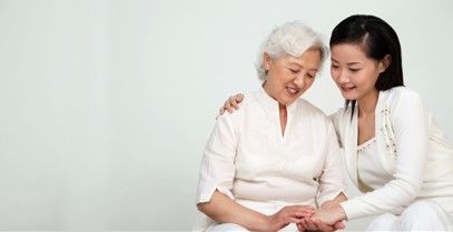Anglo Caregivers-Caregiving skills such as transferring, turning and positioning