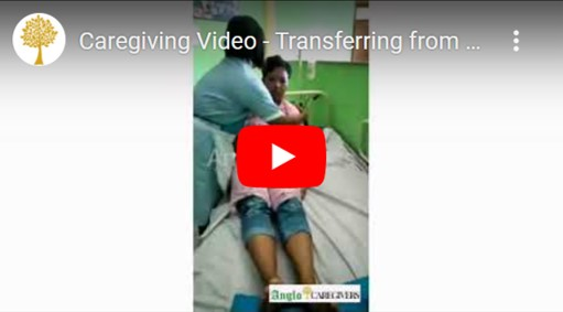 Watch Our Caregiving Video