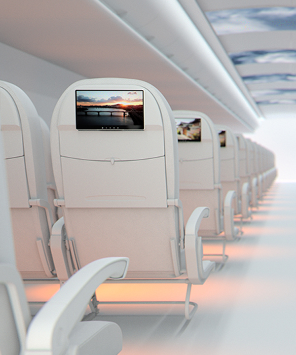 As in seat IFE evolves, AERQ presents new proposition