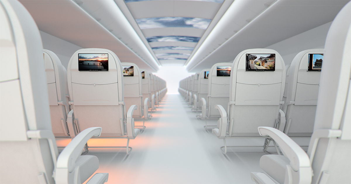 Airlines Begin Examining Cabin Future