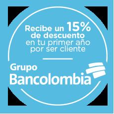 Sello Bancolombia - Nominapp