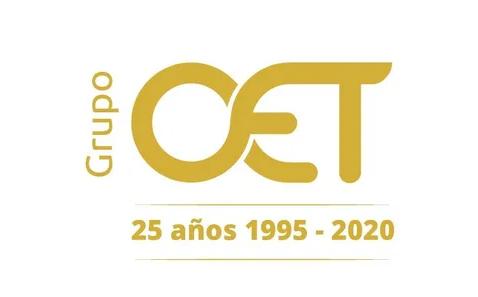 Grupo OET logo