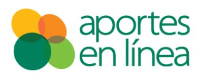 Logo aportes en linea - Nominapp