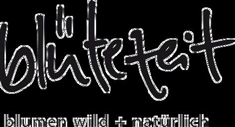 Blutezeit Logo