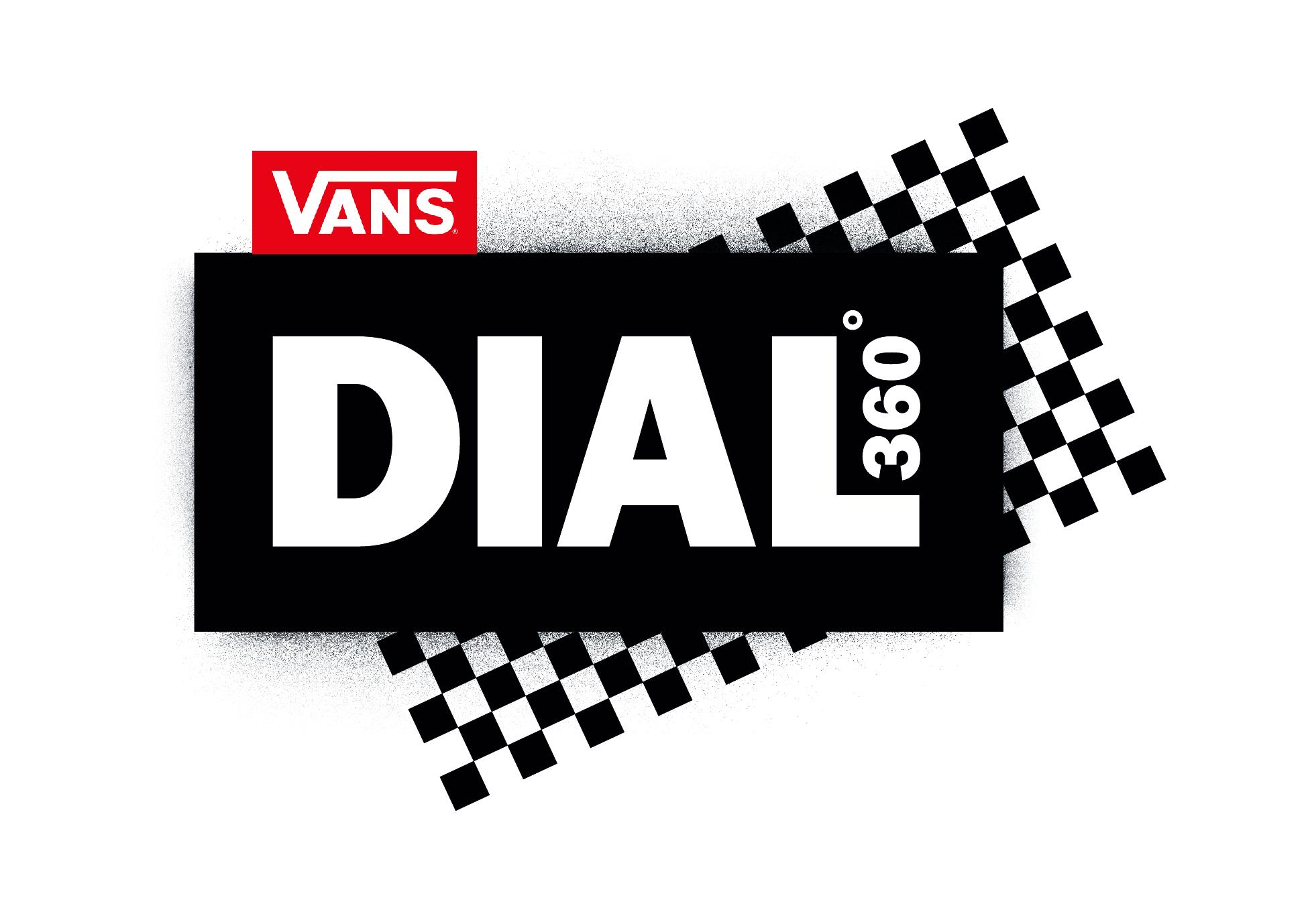 VANS DIAL 360° logo