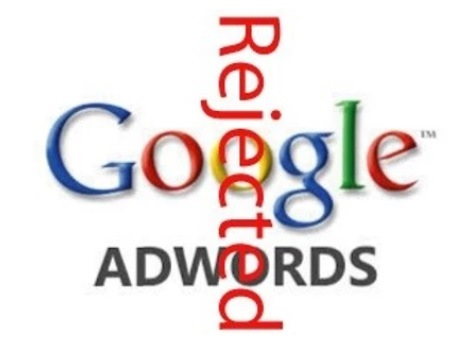 Some reasons for Google Ads Being Disapproved