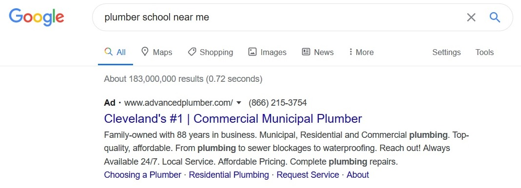 Not all Google Ads impressions are good.