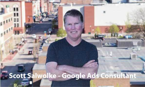 Scott Salwolke is a Google AdWords consultant