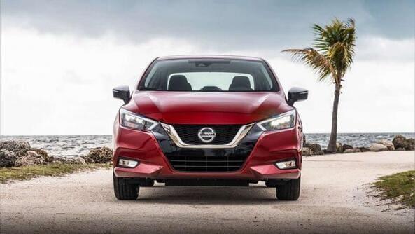 Nissan Sunny 2020 được cải thiện nhiều về hệ thống an toàn