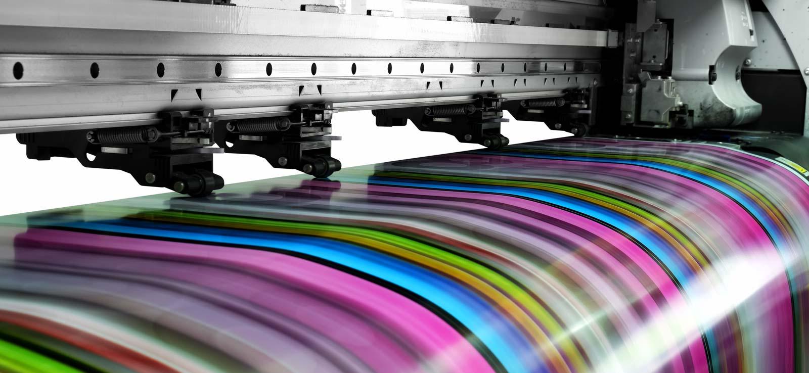 Latitude printing press