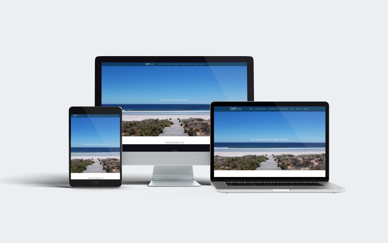 Linksap responsive web design