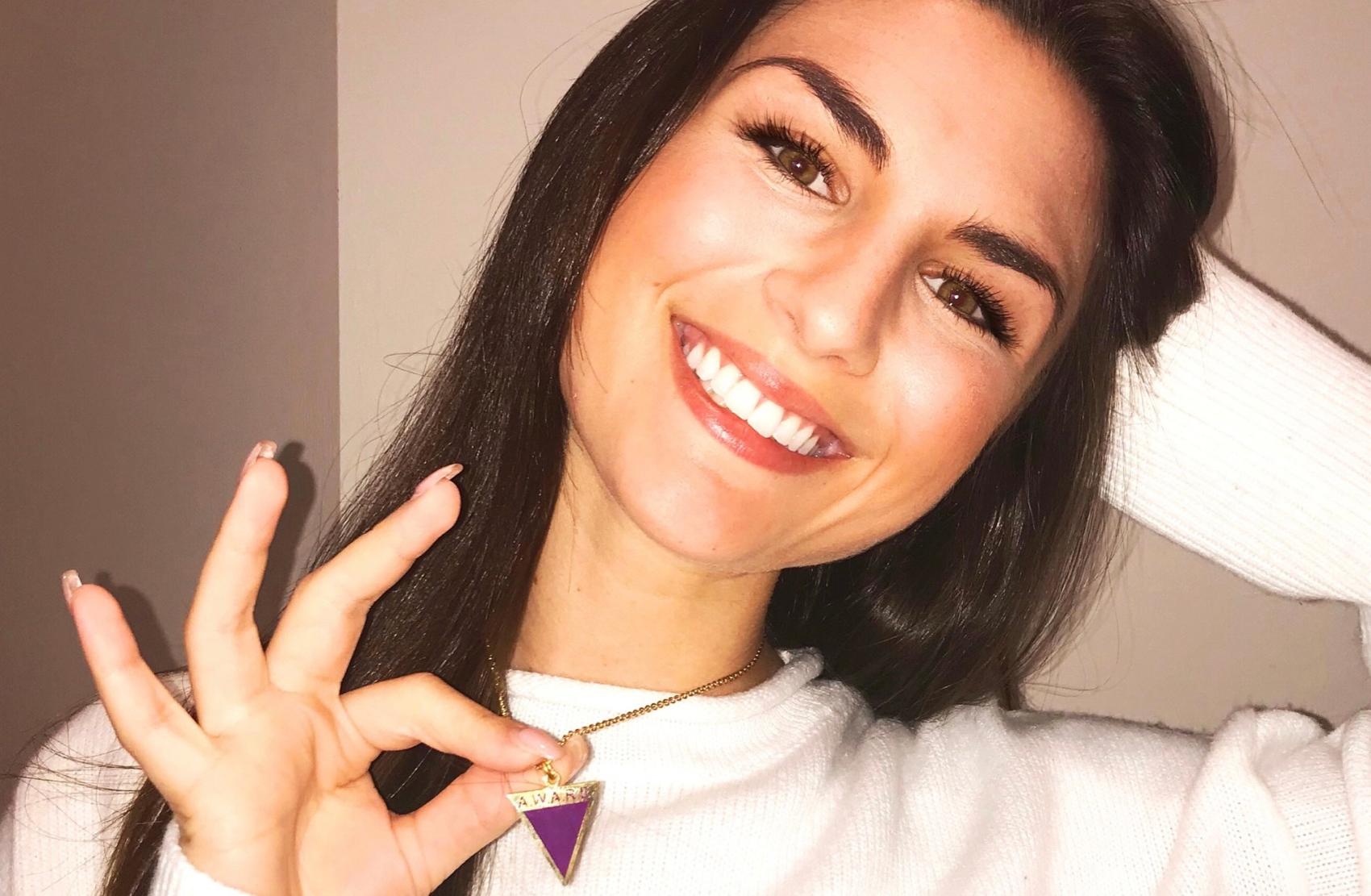 Nessa Bransa and raising epilepsy awareness