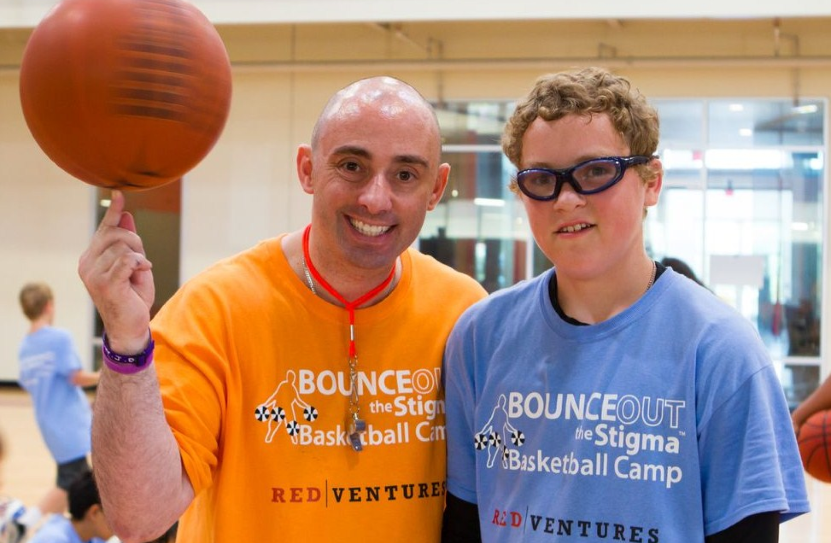 Bounce out the stigma basketball camps