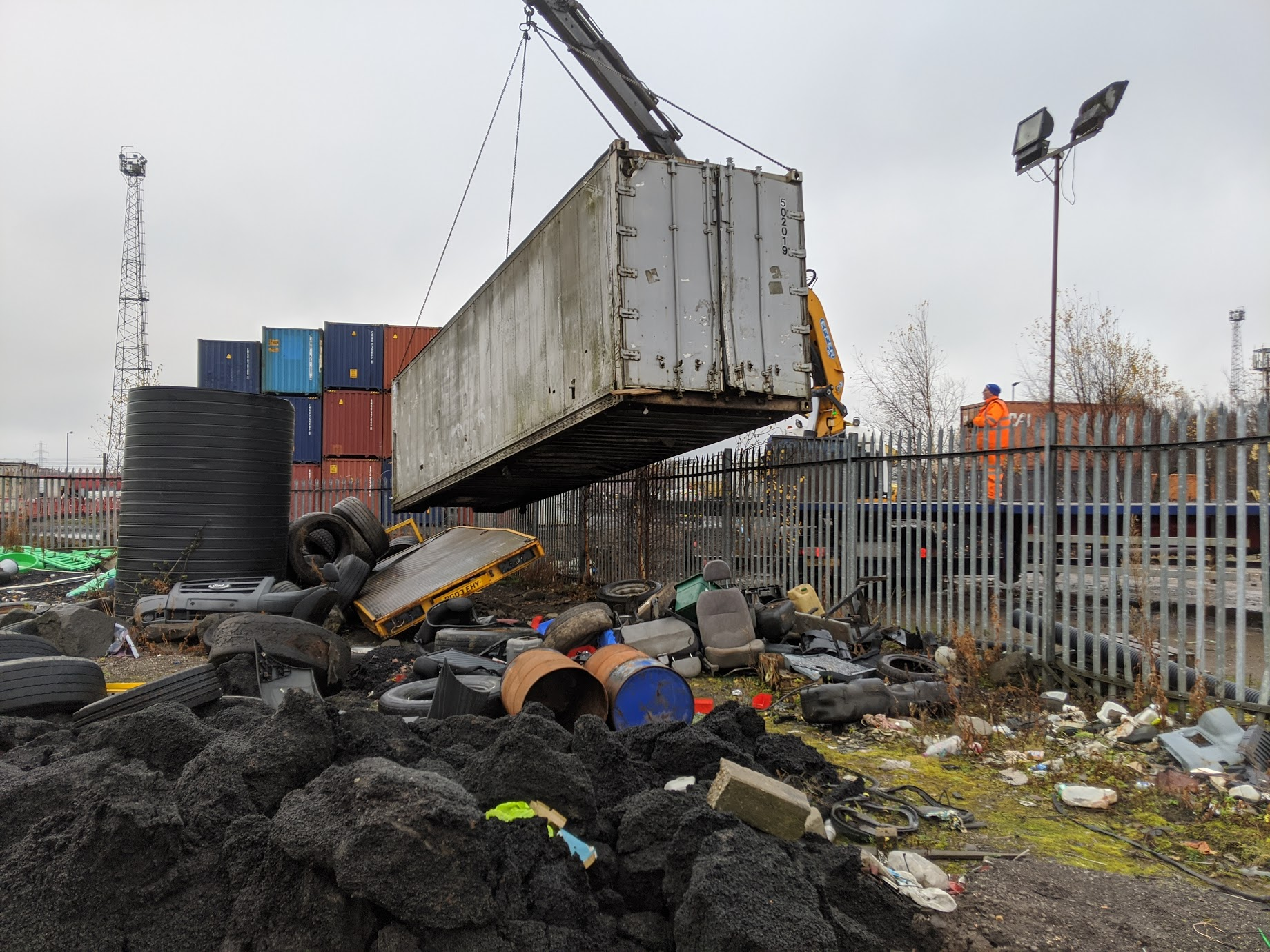 Site Clearance Glasgow