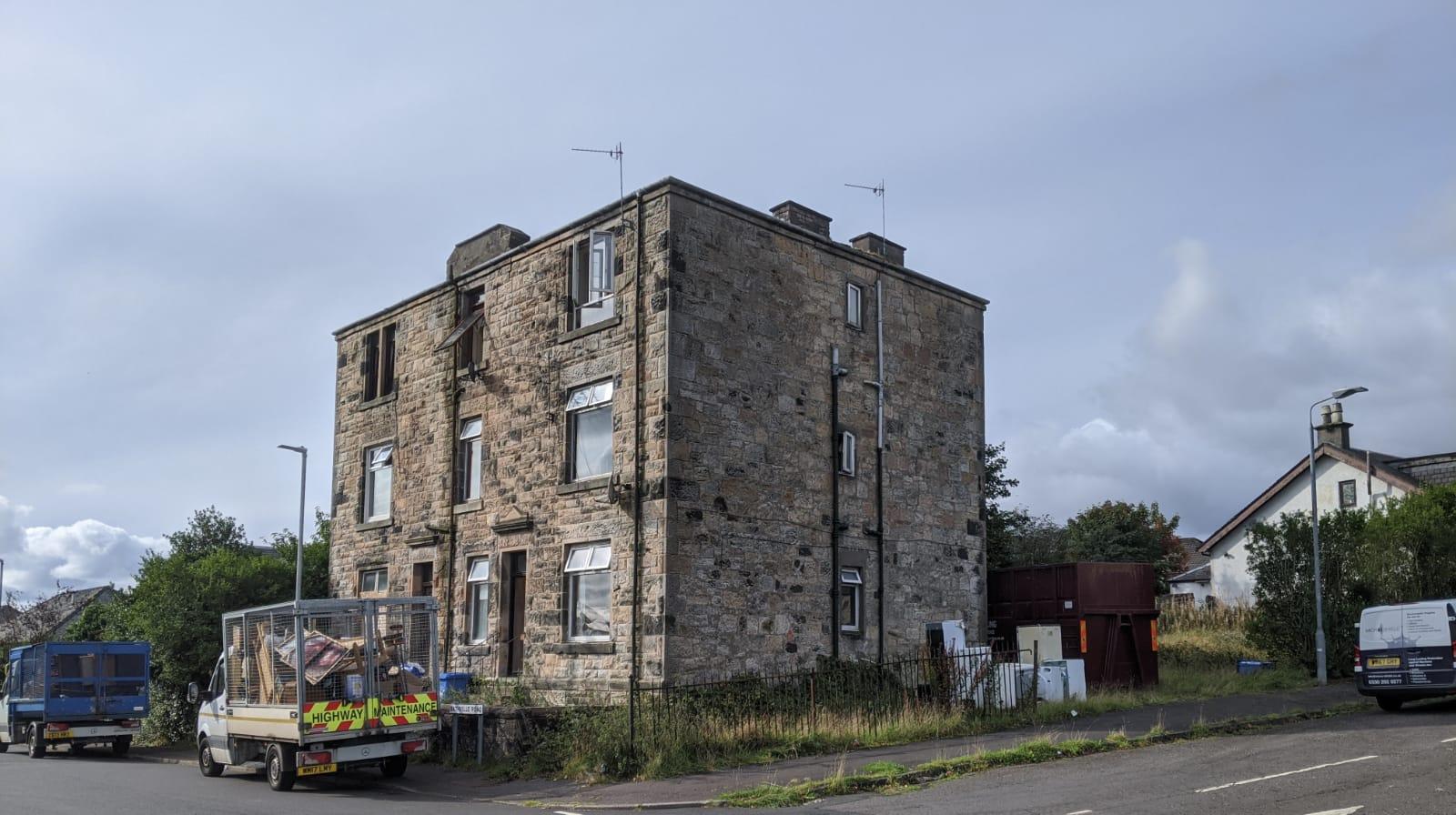 Residential Building Clearance Kilbirnie