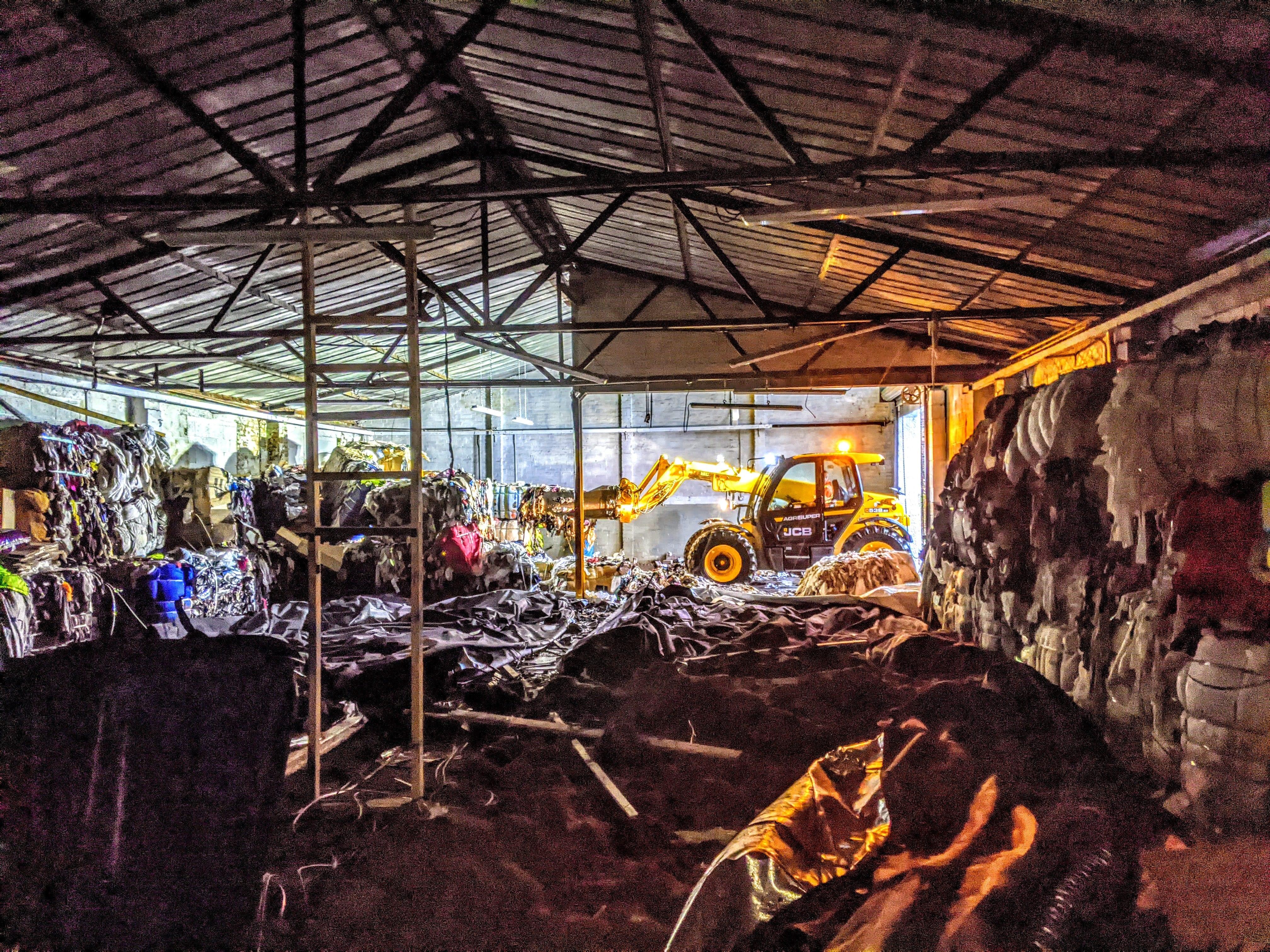 Glasgow Warehouse Waste Clearance