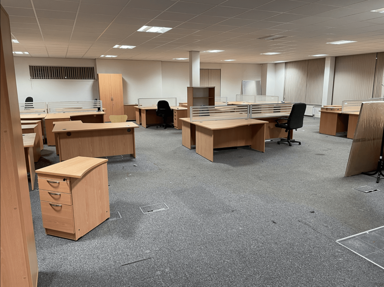 Govan Office Clearance, Glasgow