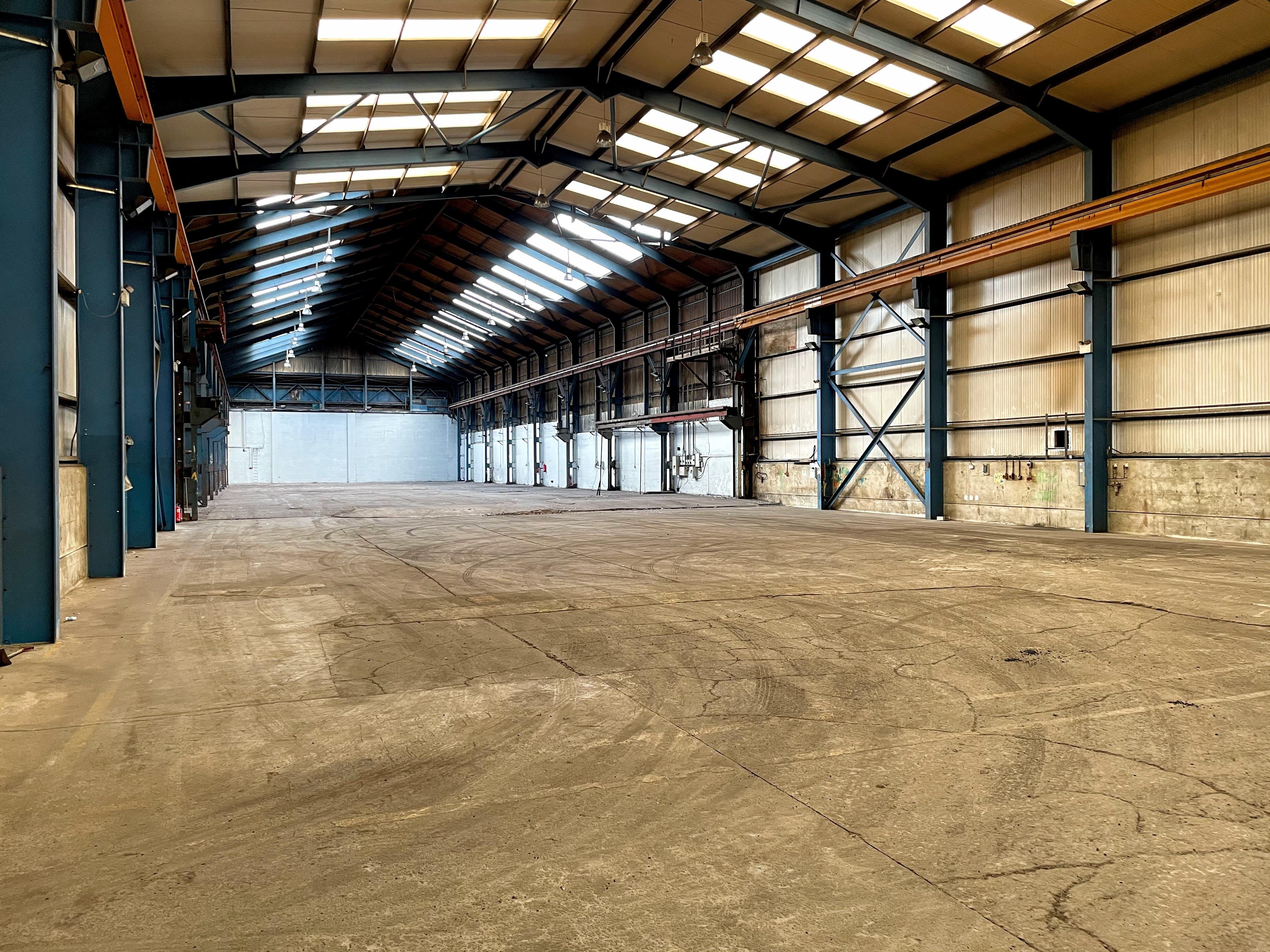 Commercial Unit Clearance Edinburgh