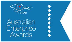 Australian Enterprise Awards logo