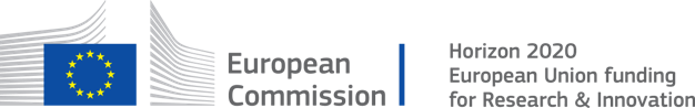 European Union Funding for Research and Innovation Horizon 2020 logo