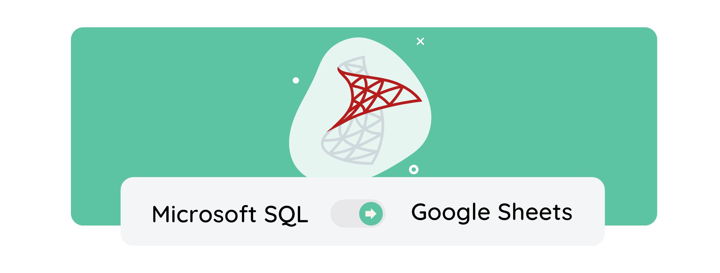 Microsoft SQL Server Connector