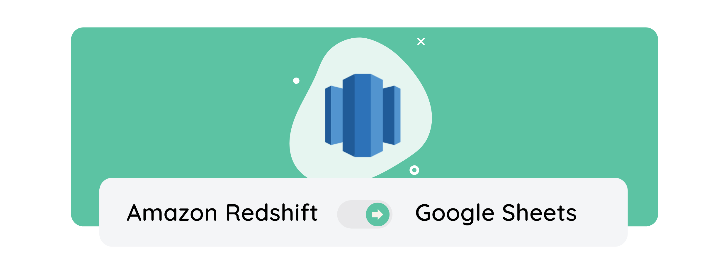 Connect Google Sheets to Redshift