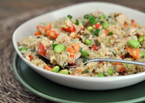 Quinoa Agridulce